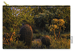 East Of Sunset V40 Carry-all Pouch by Mark Myhaver