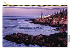 East Quoddy Head, Canada Carry-all Pouch