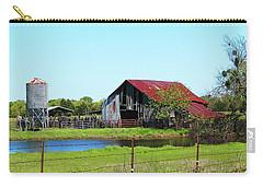 East Texas Barn Carry-all Pouch