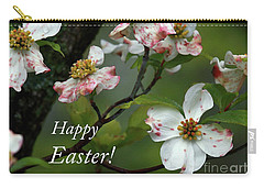 Carry-all Pouch featuring the photograph Easter Dogwood by Douglas Stucky
