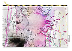 Easter Egg Fry Up Carry-all Pouch by Rebecca Davis