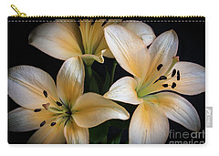 Easter Lilies  Carry-all Pouch