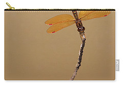 Eastern Amberwing Carry-all Pouch