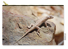 Eastern Fence Lizard, Sceloporus Undulatus Carry-all Pouch