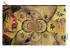 Eastern Motif Carry-all Pouch