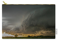 Eastern Nebraska Moderate Risk Chase Day Part 2 004 Carry-all Pouch