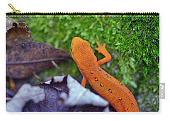Eastern Newt Carry-all Pouch