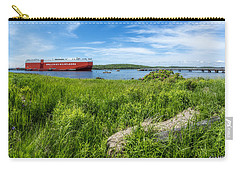 Eastern Passage Carry-all Pouch by Ken Morris