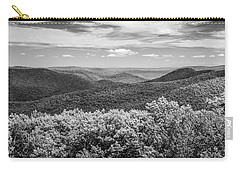 Carry-all Pouch featuring the photograph Eastern Summit Florida, Ma by Betty Denise