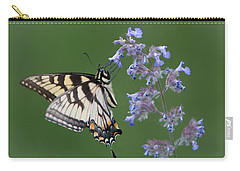 Eastern Tiger Swallowtail Profile Carry-all Pouch