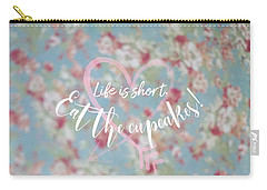 Eat The Cupcakes Carry-all Pouch