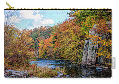 Eau Claire Dells Fall 2 Carry-all Pouch