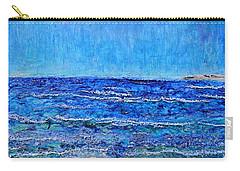 Ebbing Tide Carry-all Pouch by Regina Valluzzi