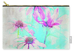 Echinacea - A21t25 Carry-all Pouch
