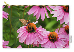 Echinacea In Bloom Carry-all Pouch