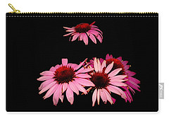 Echinacea Pop Carry-all Pouch