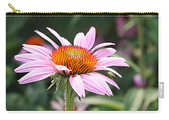 Echinacea With Visitor Carry-all Pouch