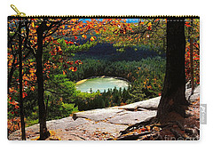 Echo Lake, New Hampshire Carry-all Pouch