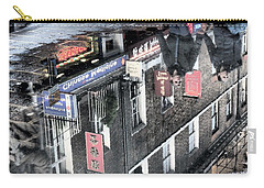 Echoes Of China Carry-all Pouch
