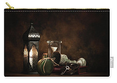 Carry-all Pouch featuring the photograph Eclectic Ensemble by Tom Mc Nemar