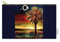 Eclipse 2017 South Carolina Carry-all Pouch