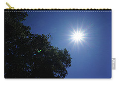 Eclipse Light Prism Carry-all Pouch