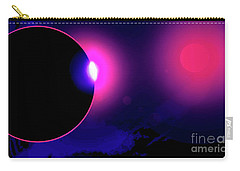 Eclipse Of 2017 Carry-all Pouch