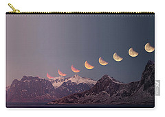 Eclipse Panorama Carry-all Pouch