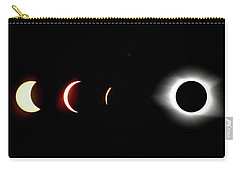 Eclipse To Totality Carry-all Pouch