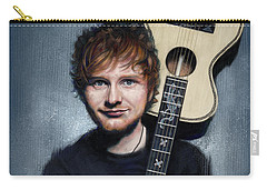 Ed Sheeran Carry-all Pouch