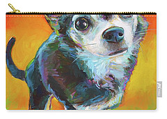 Eddie Carry-all Pouch by Robert Phelps
