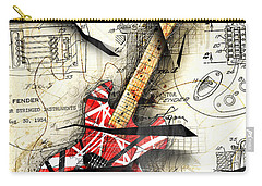Eddie's Guitar Carry-all Pouch