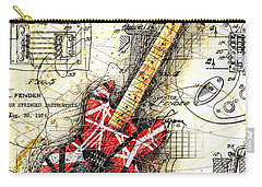 Eddie's Guitar II Carry-all Pouch