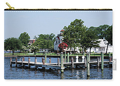 Edenton Waterfront Carry-all Pouch