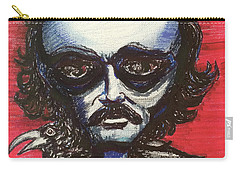 Edgar Alien Poe Carry-all Pouch