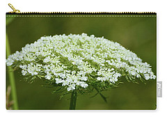 Edge Of Queen Anne's Lace Carry-all Pouch