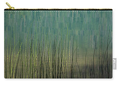 Edge Of The Lake - 365-262 Carry-all Pouch by Inge Riis McDonald