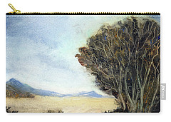 Edge Of The Mohave Carry-all Pouch