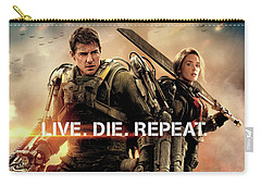 Edge Of Tomorrow Carry-all Pouch