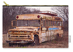 Carry-all Pouch featuring the photograph Edgewood by Ester Rogers
