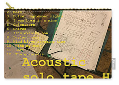 Edgeworth Acoustic Solo Tape H Carry-all Pouch