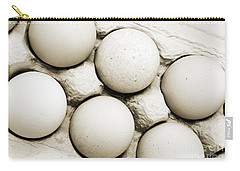 Edgy Farm Fresh Eggs Carry-all Pouch