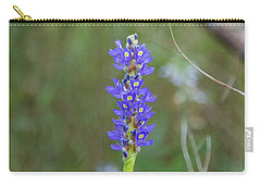 Edible Pickerel Weed Carry-all Pouch