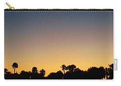 Edisto Sunset Carry-all Pouch