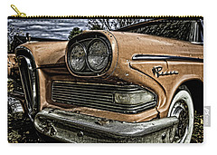 Edsel Ford's Namesake Carry-all Pouch