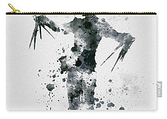 Edward Scissorhands Carry-all Pouch by Rebecca Jenkins