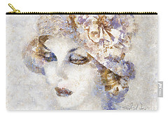 Edwardian Elegance Carry-all Pouch by Shirley Stalter