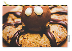 Eerie Monsters. Halloween Baking Treat Carry-all Pouch by Jorgo Photography - Wall Art Gallery