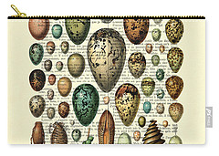 Eggs Digital Art Carry-All Pouches