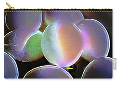 Eggs In A Fractal Mood Carry-all Pouch